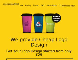 logodesignzone.com screenshot