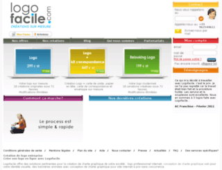 logofacile.com screenshot