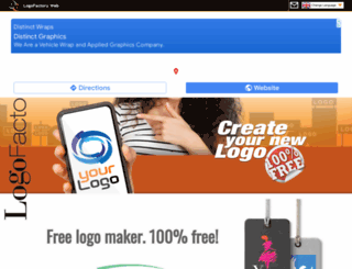 logofactoryweb.com screenshot
