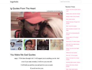 logoholic.org screenshot