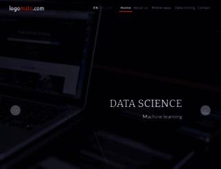 logomato.com screenshot