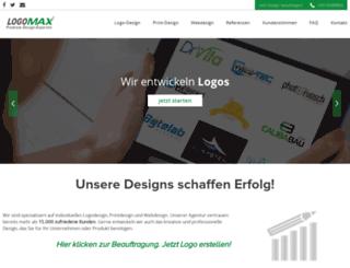 logomax.de screenshot