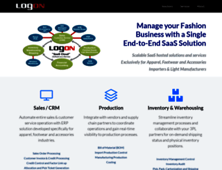 logonsystems.com screenshot