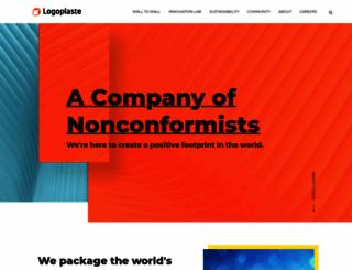 logoplaste.com screenshot