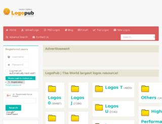 logopub.net screenshot