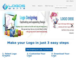 logos-world.com screenshot