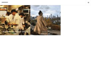 logosinlove.wordpress.com screenshot