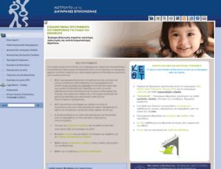 logosinstitute.gr screenshot