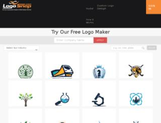 logosnap.com screenshot