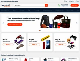 logotech.com screenshot