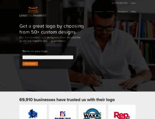 logotournament.com screenshot