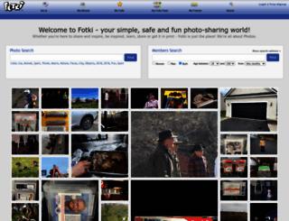 logout.fotki.com screenshot