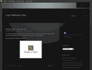 logowettbewerb.blog.com screenshot