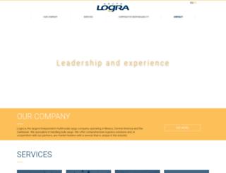 logra.com.mx screenshot
