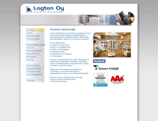logton.fi screenshot
