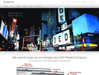 logycware.com.br screenshot