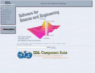 lohninger.com screenshot