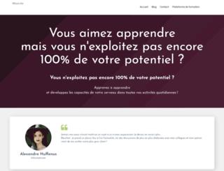 loidelattraction.learnybox.com screenshot