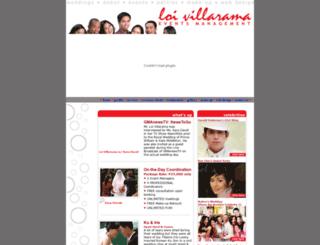 loivillarama.com screenshot