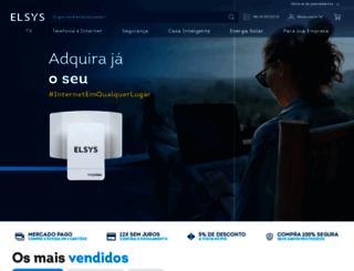 loja.elsys.com.br screenshot