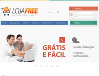 loja.fr screenshot