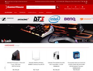 loja.gamerhouse.com.br screenshot