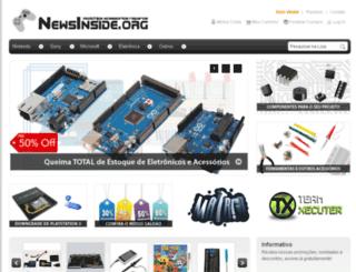loja.newsinside.org screenshot