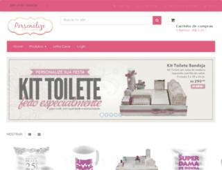 loja.personalizeideias.com.br screenshot