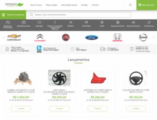 loja.renovaecopecas.com.br screenshot