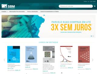 loja.sbm.org.br screenshot