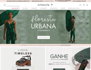 lojaafghan.com.br screenshot