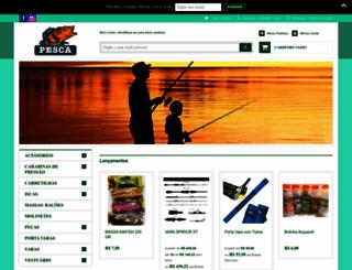 lojadapesca.com.br screenshot