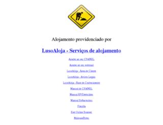 lojadesuplementos.com.pt screenshot