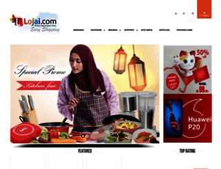 lojai.com screenshot