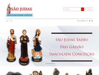 lojasaojudas.com.br screenshot