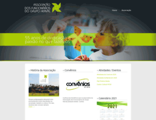 lojasherval.com.br screenshot