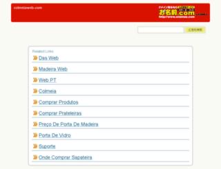 lojasonline.colmeiaweb.com screenshot