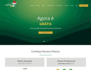 lojasvirtuais-br.com.br screenshot