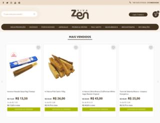lojavivazen.com.br screenshot