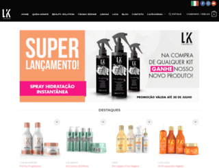 lokenzzi.com screenshot