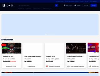 loket.com screenshot