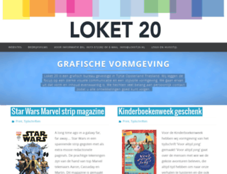 loket20.nl screenshot