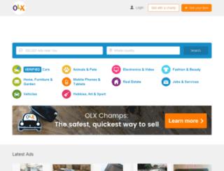lokogoma.olx.com.ng screenshot