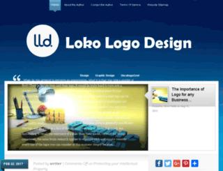 lokologodesign.com screenshot