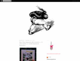 lolalorente.blogspot.com.es screenshot