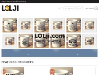 lolji.com screenshot
