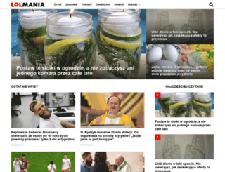 lolmania.pl screenshot