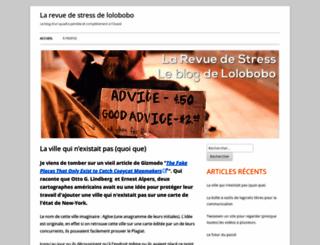 lolobobo.fr screenshot