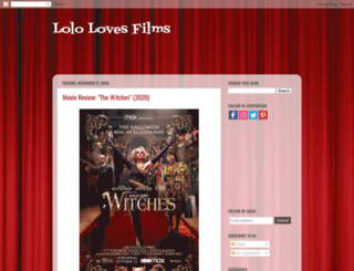 lololovesfilms.com screenshot