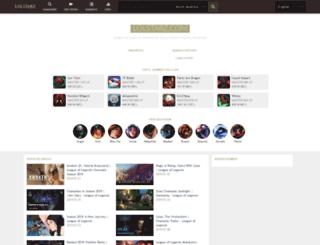 lolstarz.com screenshot